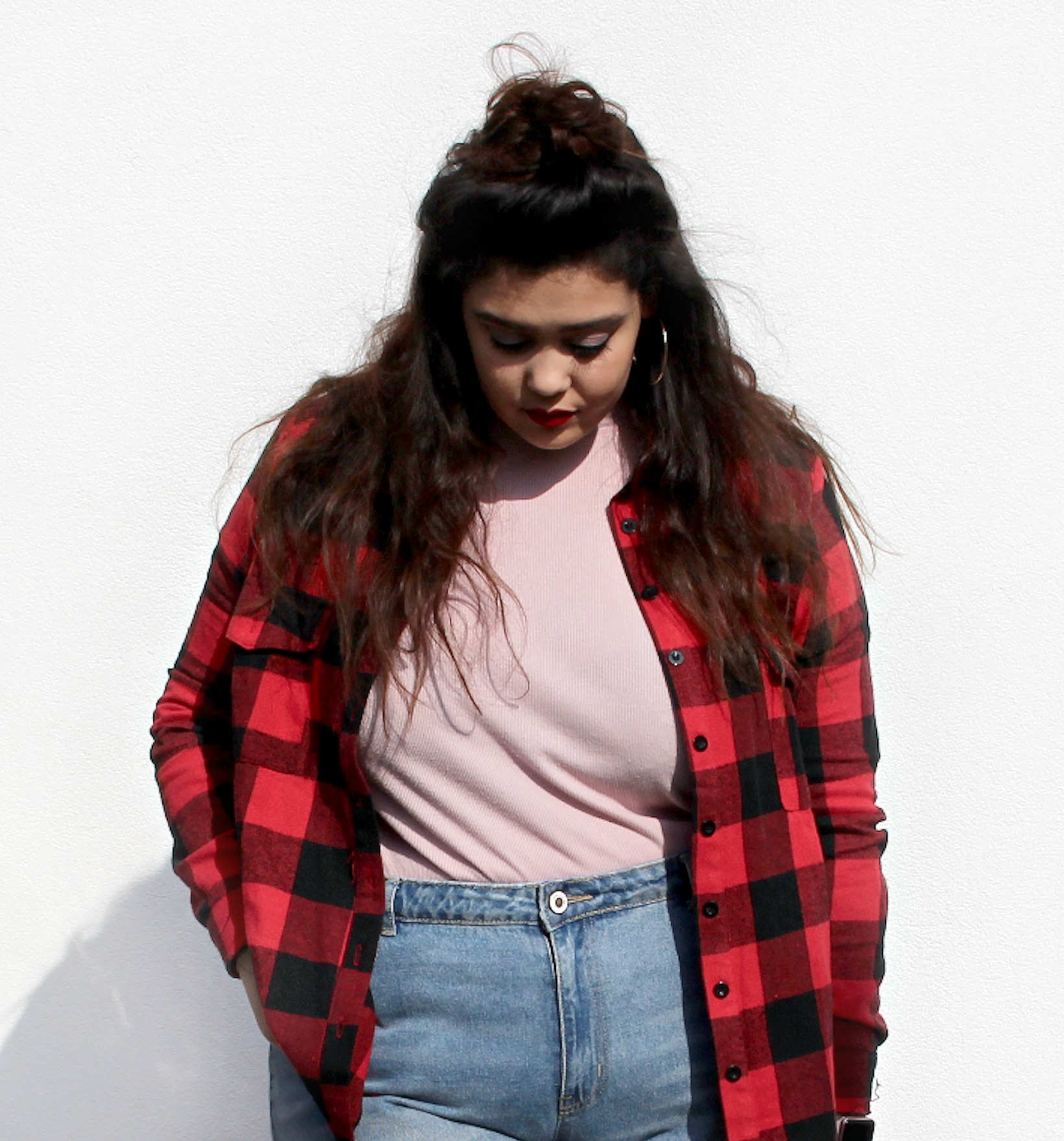 Mom Jeans - Je suis une rebelle blog mode grande taille & lifestyle