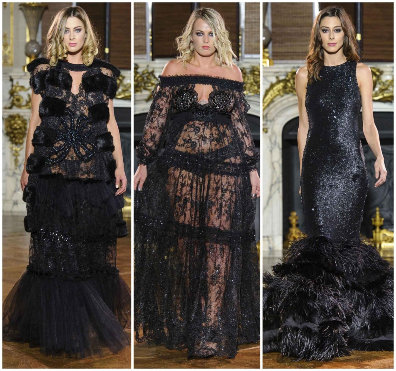 Défilé de Haute Couture (Fashion Week Paris 2017) by EVA MINGE - Je suis une rebelle blogueuse mode et lifestyle