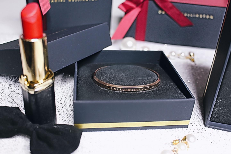 Bracelet Daniel Wellington rose gold - Je suis une rebelle blogueuse mode et lifestyle